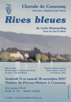 Affiche Rives Bleues 2017